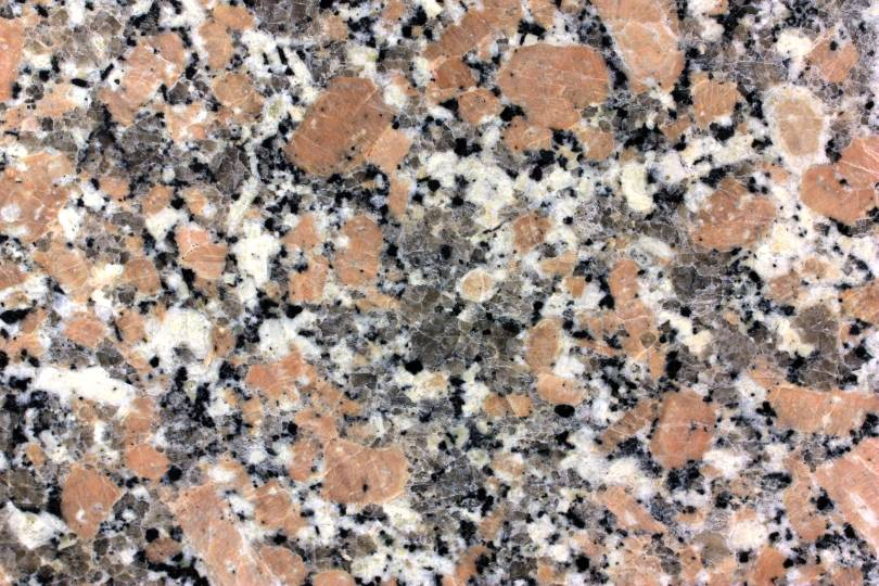 Granite polished sample