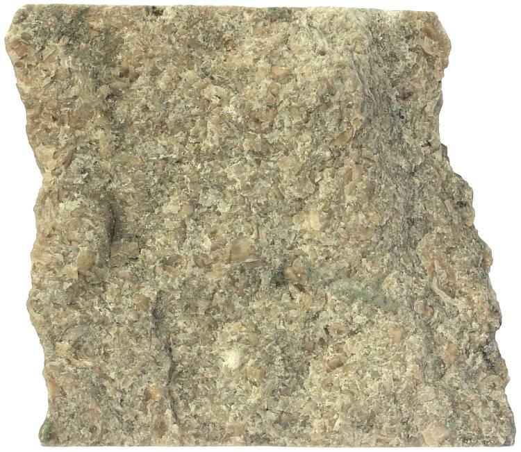 Limestone variety grainstone