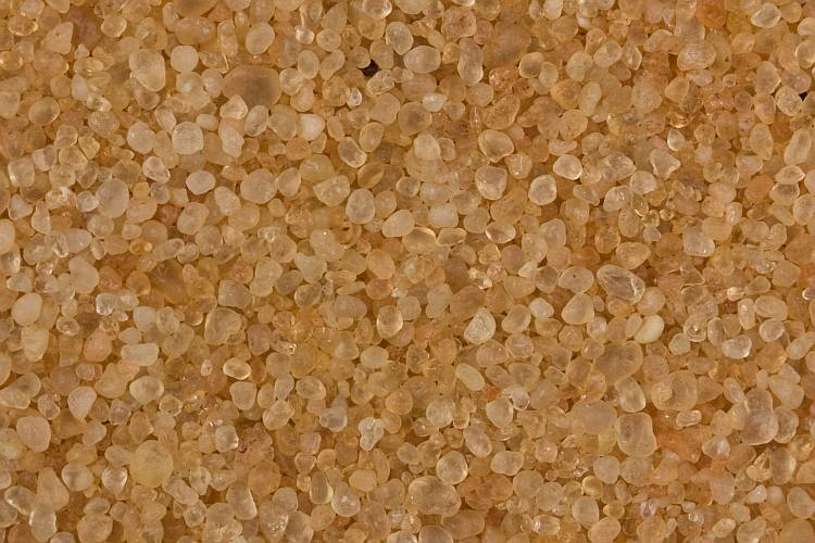 what is sand made of sandatlas