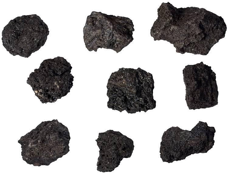 Scoria Igneous Rocks