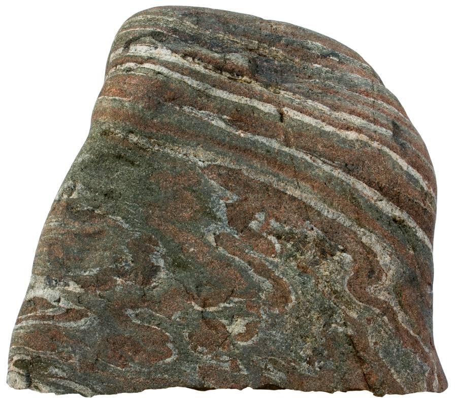 Magnetite, garnet and quartz as a rock type
