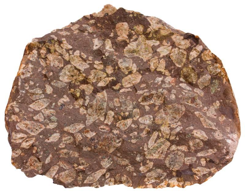 Porphyry Igneous Rocks