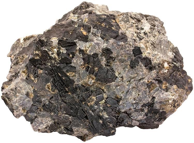 Gabbro pegmatite