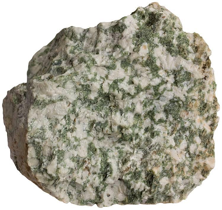Tremolite-scapolite rock
