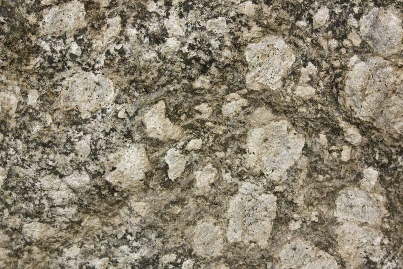 quartz syenite rock surface